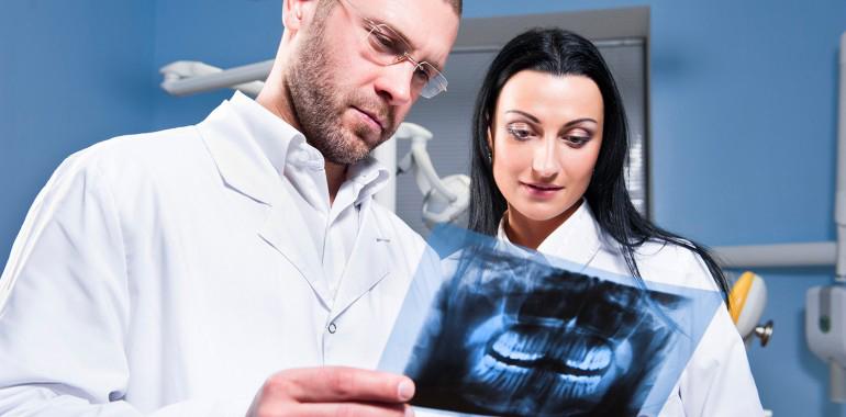 Ортопанотомограмма — панорамный снимок зубов и челюсти на пленке
